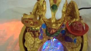 Фонтан по фен-шуй http://top-podarok.com.ua/(Самый большой выбор в Украине настольных фонтанов отличного качества около 100 видов от 180 гривен!подробнее..., 2013-07-28T13:16:40.000Z)