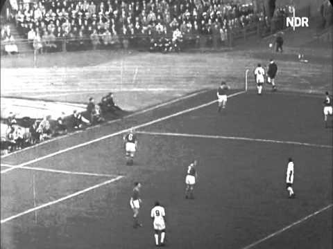 SV Hamburgo 3x3 Santos 20/10/1962 - Estádio Municipal de Hamburgo(jogo completo)