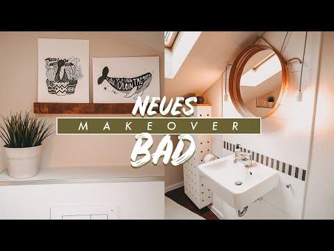 Extreme Bathroom Makeover + 3 DIY Ideen   EASY ALEX