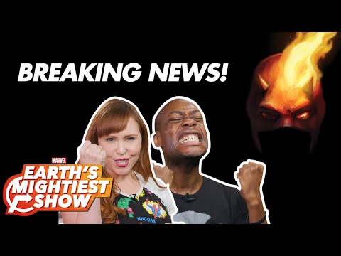 Breaking Daredevil News! | Earth's Mightiest Show