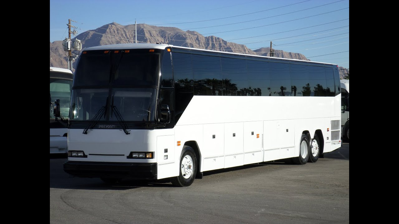 Used Coach For Sale - 2000 Prevost H3 45 For 58 Passengers ...