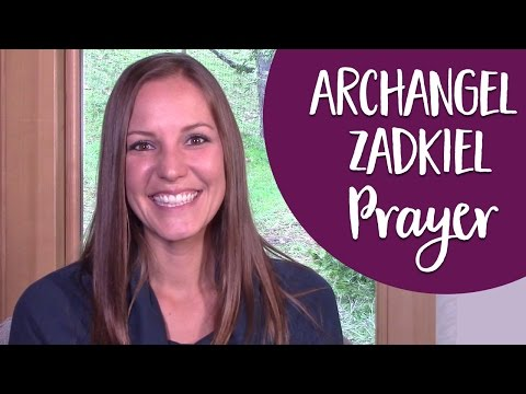 Archangel Zadkiel Prayer - Prayer for Forgiveness, Transmutation, And Calling In The Angel Zadkiel