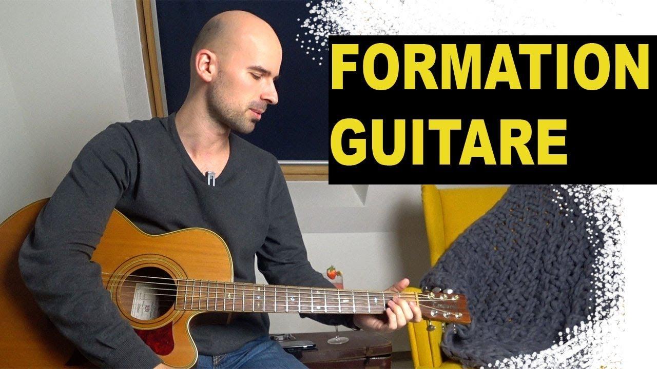Formation guitare folk irlandaise pour débutant - YouTube