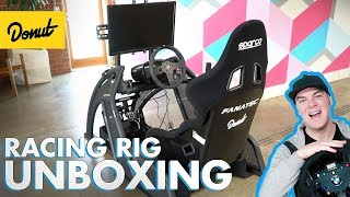 Unboxing My Dream Sim Racing Setup | The Bestest