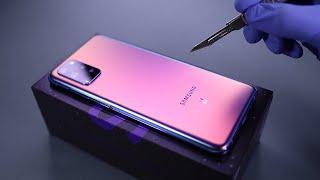 BTS Edition Samsung Galaxy S20 Plus Unboxing - ASMR