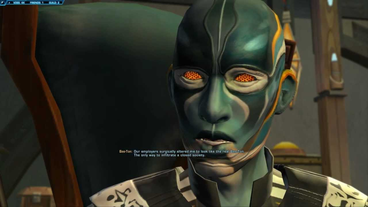 Hd Imperial Agent Voss 2 Story Swtor Star Wars The Old -2918