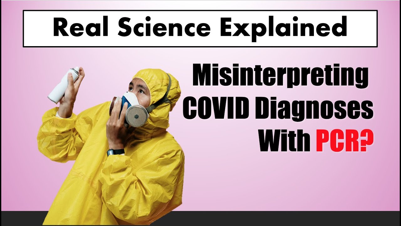 COVID Diagnosis with PCR | Misinterpreting results | Cycle threshold explained