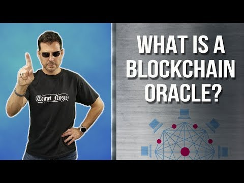 George Levy - What Is A Blockchain Oracle?