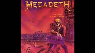 """Megadeth - """"Good Mourning/Black Friday"""" - Peace Sells... But Who's Buying? (1986)"""