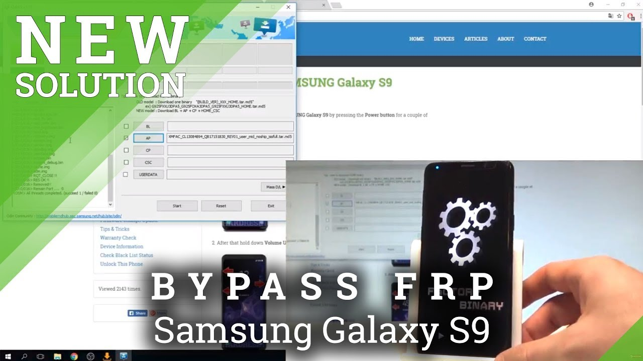 Download Samsung Combination Files Database - HardReset info