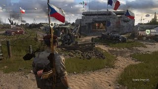 NEW RESISTANCE HEADQUARTERS (New 1v1 pit) - Call of Duty WWII