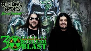 MUNICIPAL WASTE – Song Topics: Slime and Punishment (OFFICIAL INTERVIEW)