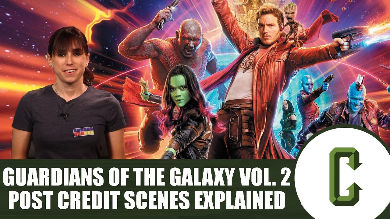 Guardians of the Galaxy 2 After-Credits Scenes Explained - Collider Video