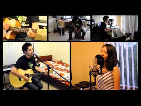 Beautiful Exchange - Hillsong (acoustic cover by aLio ft. Audrey)
