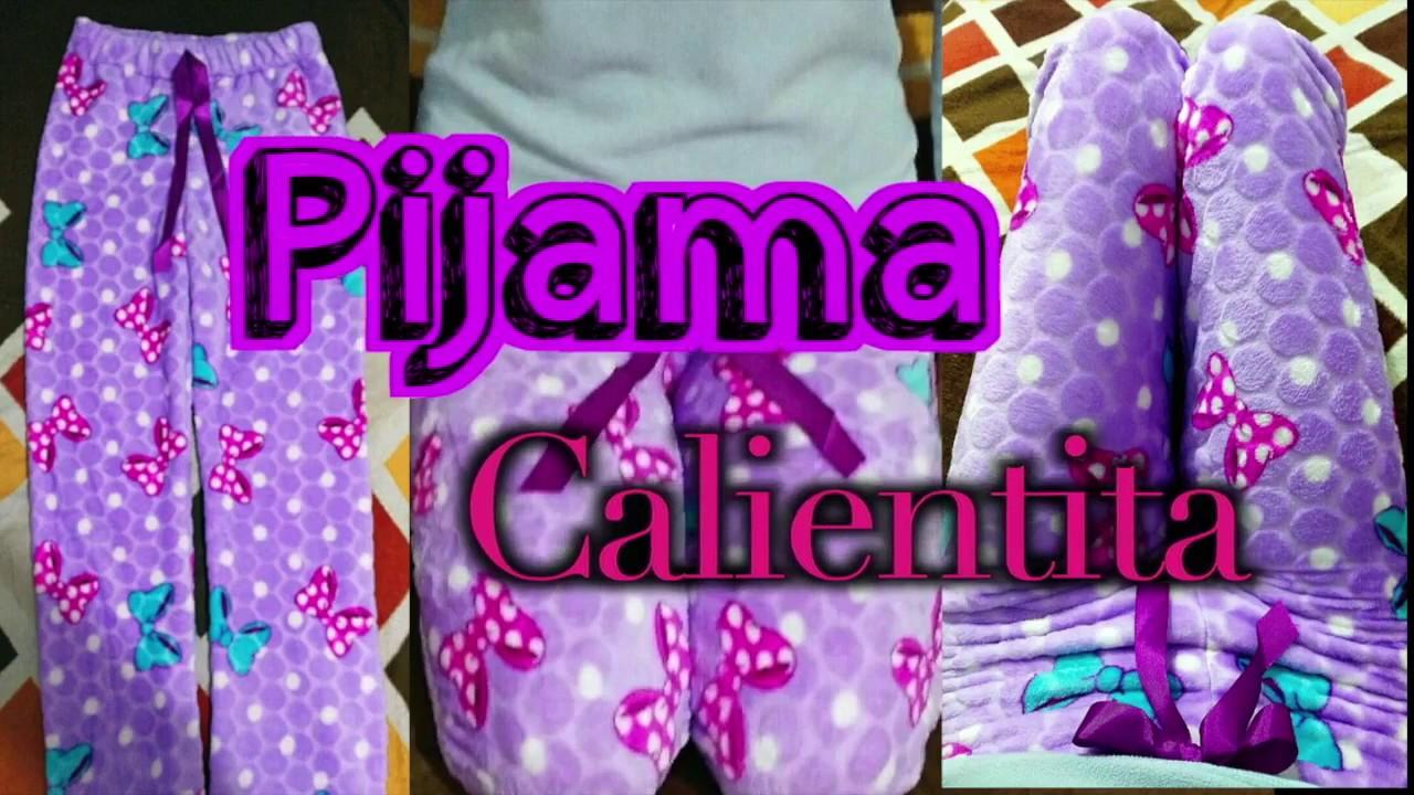 dc2494a187 Como hacer un Pantalón de Pijama 😍 Confección💋 mas fácil y Rápido💕
