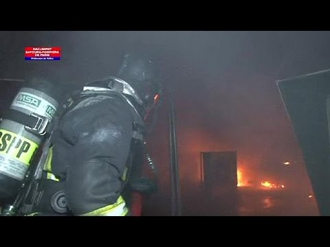 Fire at Paris science museum blazes for six hours