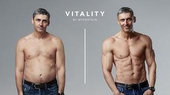 Transformation über 40? | Ben's Erfolg - Die Vitality Transformation