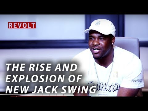 The rise and explosion of New Jack Swing