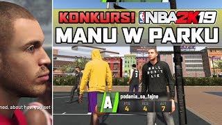 MANU w PARKU ► KONKURS! Wygraj NBA 2k19