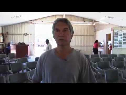 GenerationOne Roadshow Event Roebourne - Interview with Marshall Smith