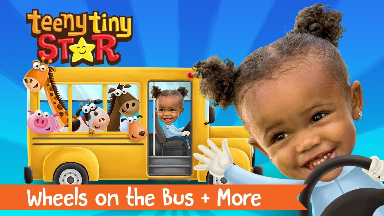 Wheels on the Bus Song + More | We are in the Car | Nursery Rhymes & Kids Songs