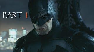 SCARECROW - Batman Arkham Knight Walkthrough Part 1