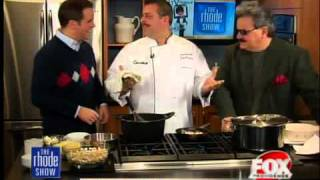 Cooking: Smokey Lobster Mac and Cheese