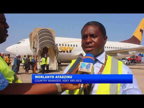 ETHIOPIAN AND ASKY AIRLINES BEGINS JOINT DAILY FLIGHT TO BAJUL AND MONROVIA