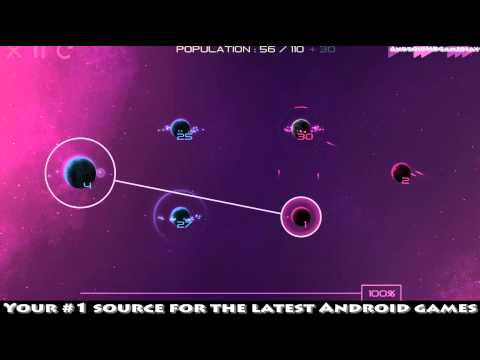 Solarmax 2 Part 1 - Android HD Gameplay