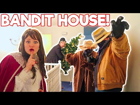 Taking Back Christmas From The Bandits!
