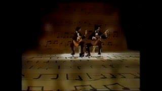 Duo Abreu 1974 - Scarlatti, Toccata K141
