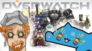 Overwatch on the Switch - Playing with Zombiesgonomb!