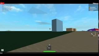 ROBLOX Spirit Airlines takeoff
