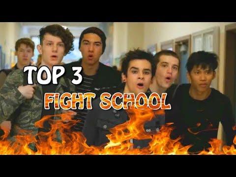 Top 3 School Fight Scenes In Movies