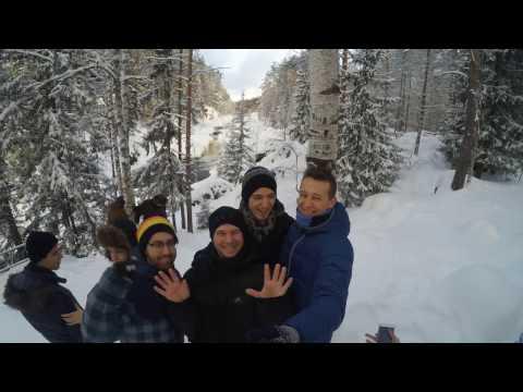 KARELIA (RUSSIA)  WINTER TRIP