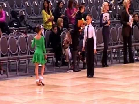 Ballroom Dancing Ruby Castro Amp Jonas Terleckas Youtube