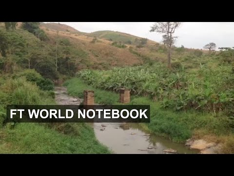Grand Inga, Congo's $50bn super dam | FT World Notebook