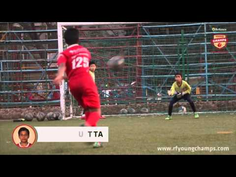 Reliance Foundation Young Champs' crossbar challenge