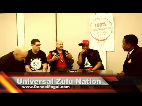 Universal Zulu Nation Exclusive Interview
