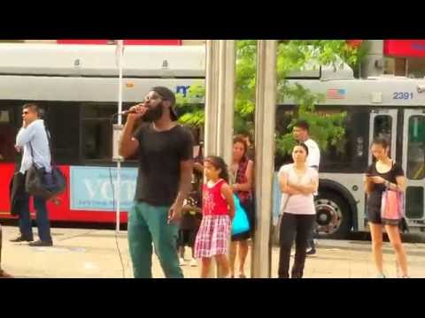 """""""Hello"""" cover by DC street band, The Unknowns (?)"""