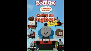 ROBLOX Thomas and Friends: Calling All Engines Part 1