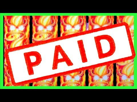 IT FINALLY PAID! Slot Machine Winning W/ SDGuy1234 - 동영상