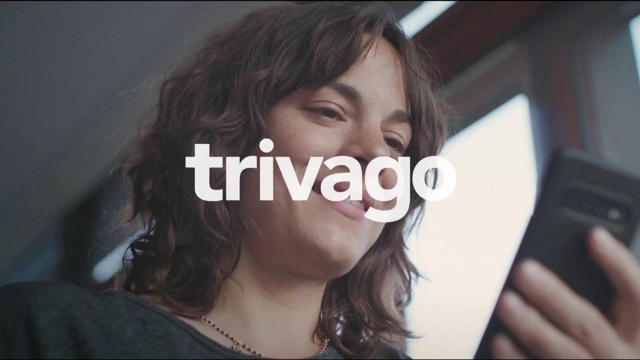 """Musique de la pub Trivago """"Hôtel? Propriété de vacances? Tous ensemble.""""  Juillet 2021"""