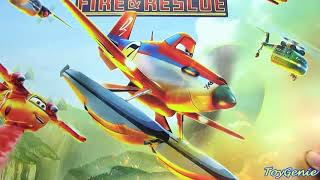 Disney Planes Fire and Rescue Blu Ray and DVD Lithograph Set ToyGenie