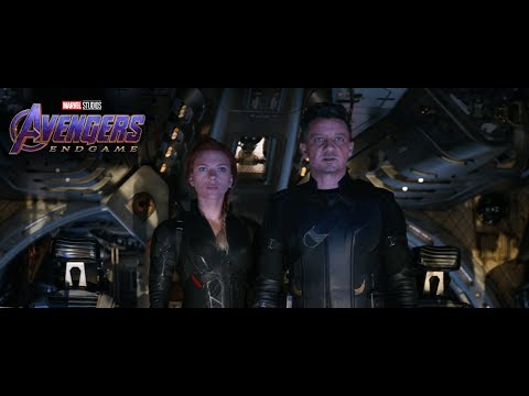 Rick and Kim - New TV ad for Avengers: Endgame!