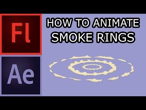 Elemental Animation 014 How to Animate Smoke Rings - YouTube