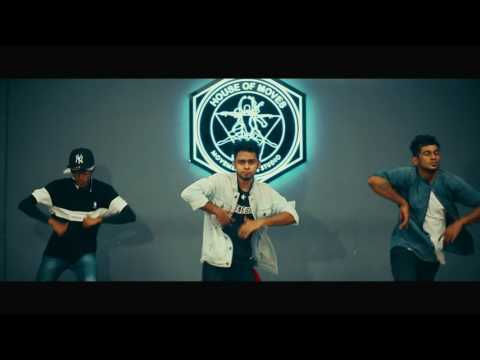 Iru MuganSettai | Vikram - Choreography -Raymond Callanan