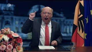 Die Neujahrsansprache von Gernot Hassknecht 30.12.2014 ZDF - Bananenrepublik