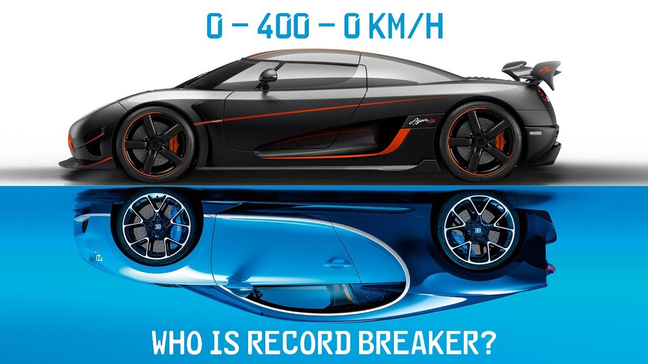 0-400-0 Km/h - Cuộc chiến giữa Bugati Chiron & Koenigsegg Agera - 207456