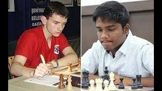 Baixar Gujarat GM Open 2018: Martyn Kravtsiv vs Vignesh N R